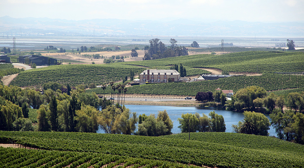 Los Carneros Wineries