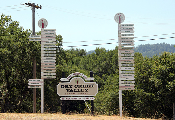 Dry Creek Valley Wineries
