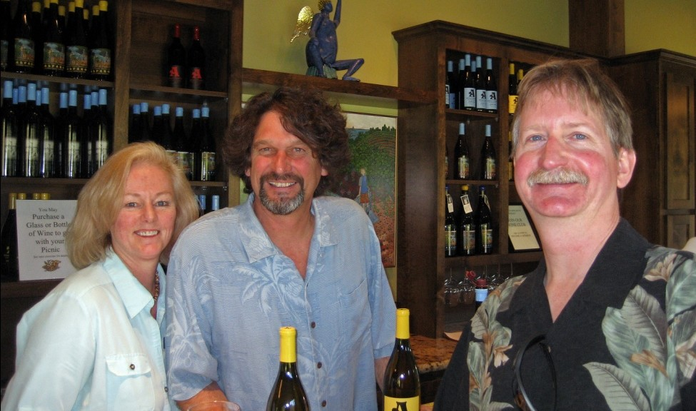 Alfaro Family Vineyards