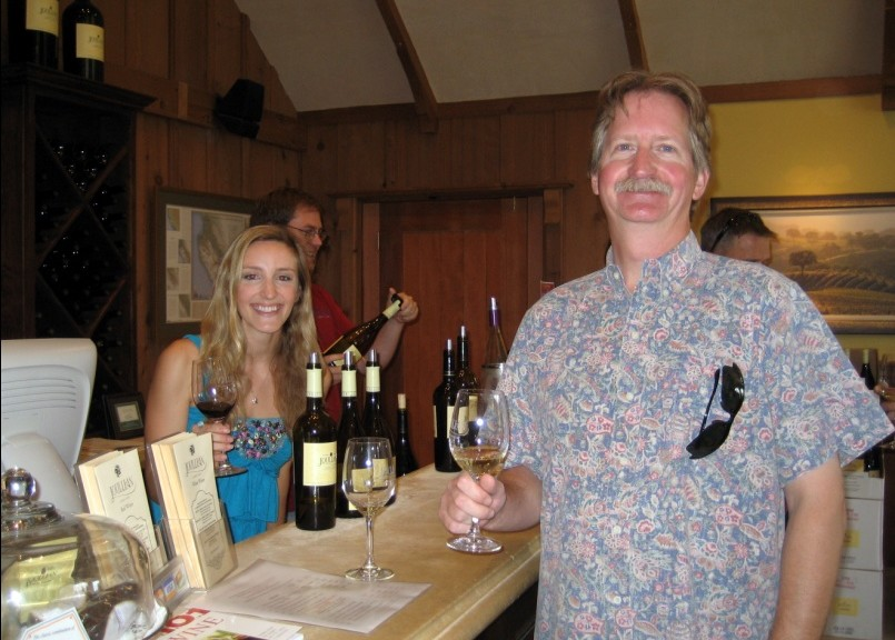 Jeff Kordik, Joullian Wine