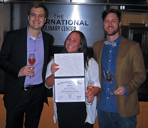 Sommelier Graduates, International Culinary Center