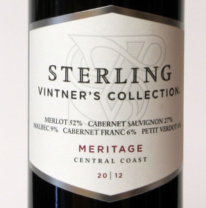 Sterling Central Coast Meritage